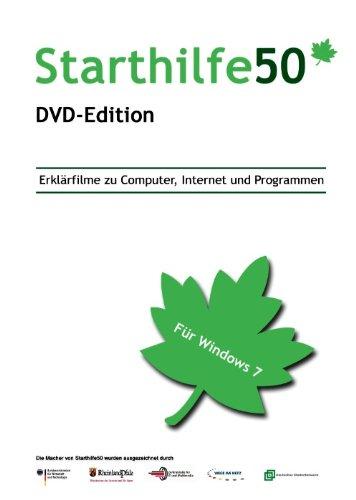 9783943449006: Starthilfe50 - DVD Edition Windows 7 [import allemand]