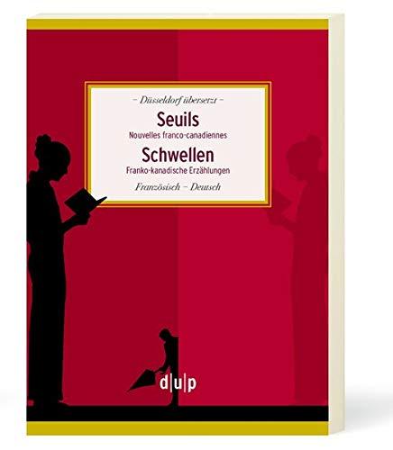 9783943460087: Seuils. Schwellen