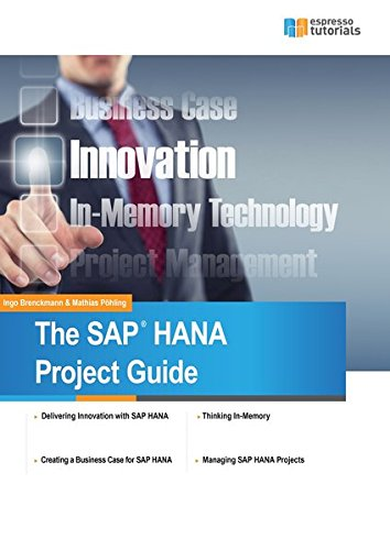 9783943546453: The SAP HANA Project Guide