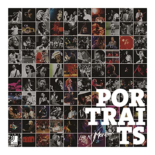 9783943573008: Portraits - Live at Montreux (Book and 2-DVD set)