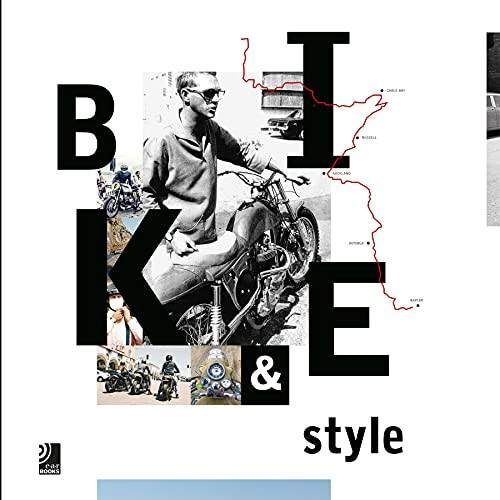 9783943573084: Bike & Style (Book & LP set with mp3 download) (English and German Edition)