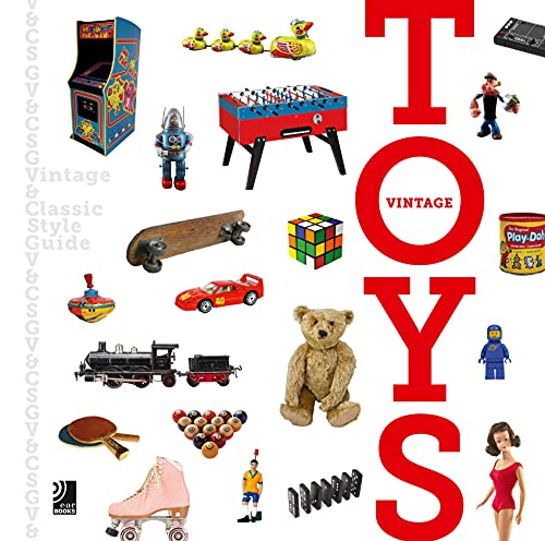 9783943573169: Vintage Toys
