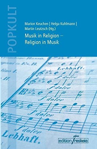 9783943609813: Musik in Religion - Religion in Musik