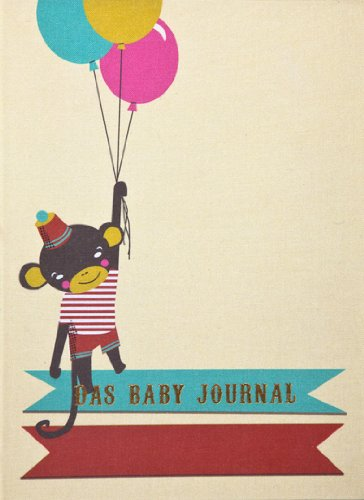 9783943633009: Little Circus Baby Journal: A Keepsake for New Parents