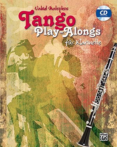 9783943638745: Tango Play-alongs / Vahid Matejkos Tango Play-alongs für Klarinette