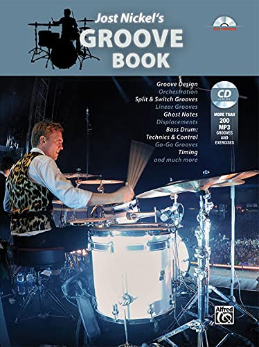 9783943638905: Jost Nickel's Groove Book.