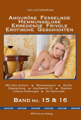 9783943668094: Amouröse Fesselnde Hemmungslose Erregende Frivole Erotische Geschichten - Buch Nr. 8
