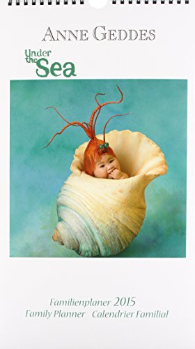 9783943707496: Under the sea 2015 Familienplaner