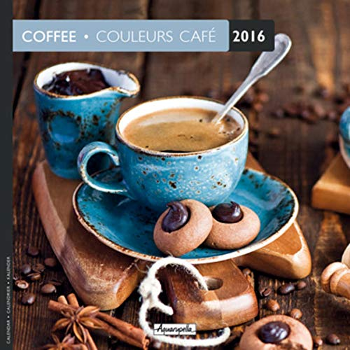 9783943707991: Aquarupella 2016 Couleur café / Kaffee