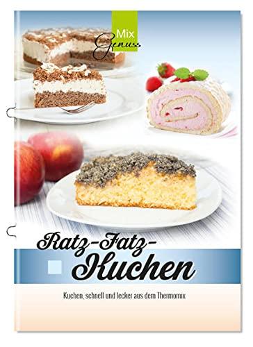 9783943807363: Ratz-Fatz-Kuchen: Kuchen, schnell und lecker aus dem Thermomix
