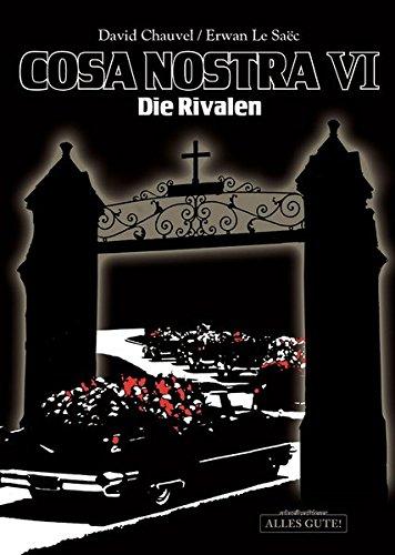 Cosa Nostra VI: Die Rivalen: Chauvel, David; LeSaec, Erwan