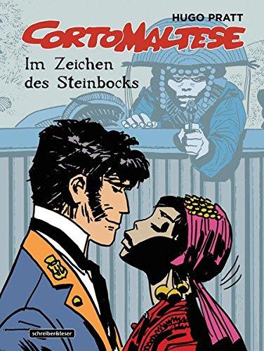 9783943808759: Corto Maltese 02 (Farbausgabe): Im Zeichen des Steinbocks