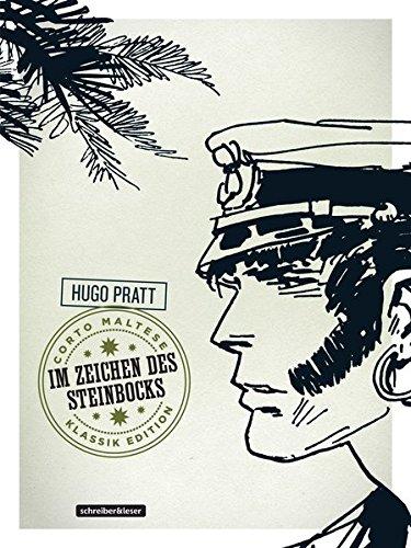 9783943808902: Corto Maltese 02 (Klassik-Edition): Im Zeichen des Steinbocks (Klassik-Edition in Schwarz-Weiß)