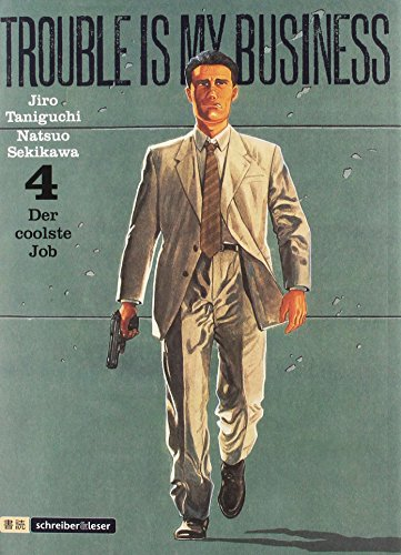 9783943808988: Trouble is my business 4 / Der coolste Job: Der coolste Job