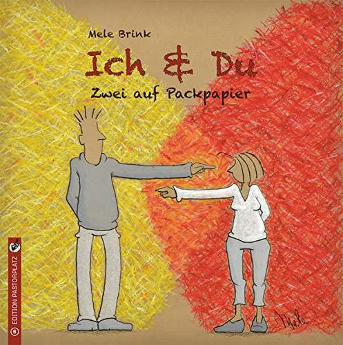 Ich & Du: Zwei auf Packpapier: Brink, Mele