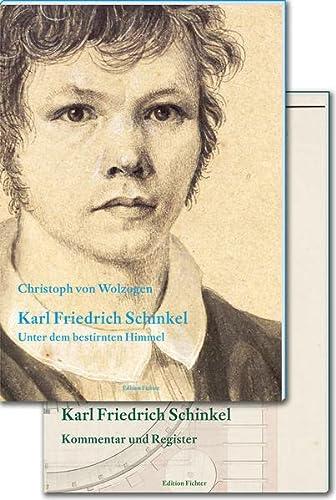 Karl Friedrich Schinkel, 2 Bde.: Christoph von Wolzogen