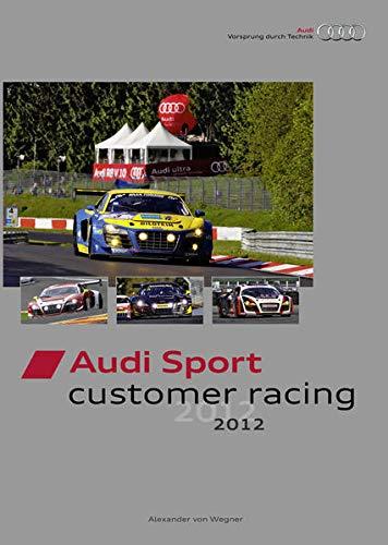 9783943861082: Audi Sport customer racing 2012