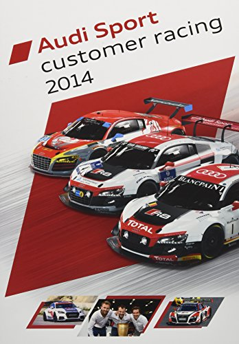 9783943861310: Audi Sport Customer racing 2014