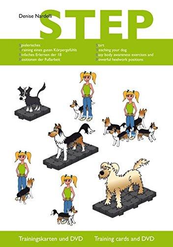 9783943892062: STEP - Trainingskarten und DVD: Spielerisches - Training eines guten Körpergefühls - Einfaches Erlernen der 18 - Positionen der Fußarbeit
