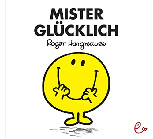 9783943919097: Mister Glücklich Maxiformat
