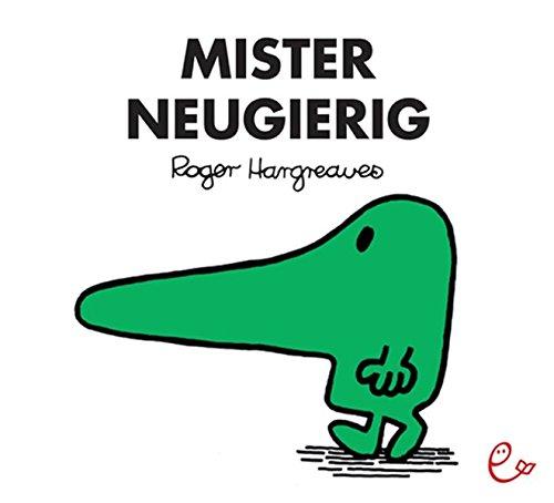 9783943919417: Mister Neugierig: Mr. Men Little Miss