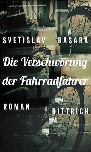 9783943941197: Basara, S: Verschwörung der Fahrradfahrer