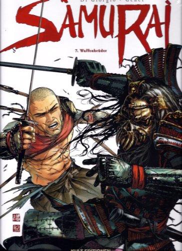 9783943960099: Samurai 07: Waffenbrüder
