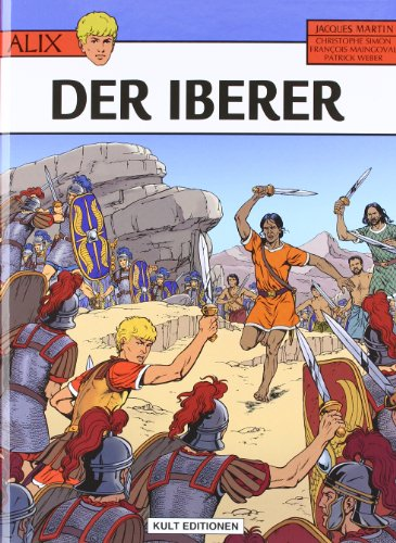9783943960303: Alix 26: Der Iberer