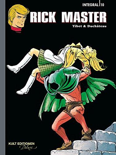 9783943960402: Rick Master - Integral 10