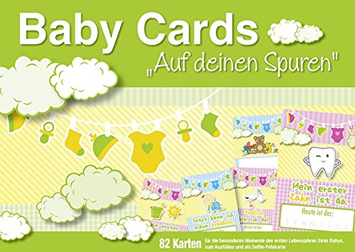 9783943987539: Baby Cards