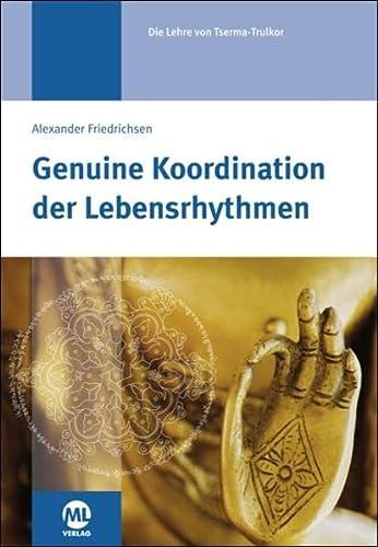 9783944002279: Genuine Koordination der Lebensrythmen