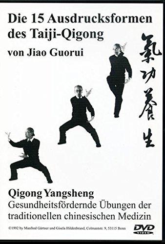 9783944002514: Die 15 Ausdrucksformen des Taiji-Qigong, 1 DVD