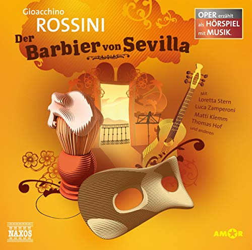 9783944063157: Rossini: der Barbier Von Sevilla