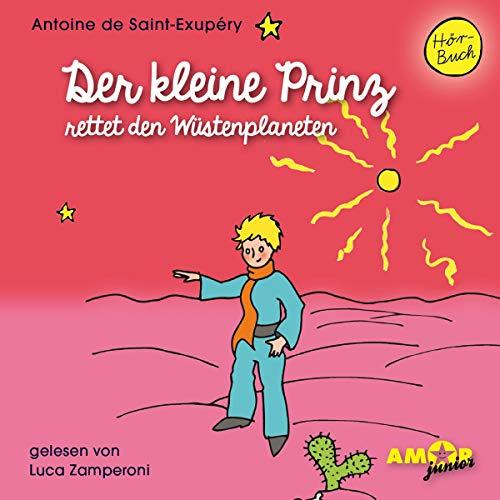 Der kleine Prinz 09 rettet den Wüstenplaneten: Antoine de Saint-Exupéry