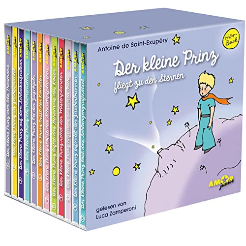 9783944063652: Der kleine Prinz fliegt zu den Sternen Box komplett: 12 Folgen