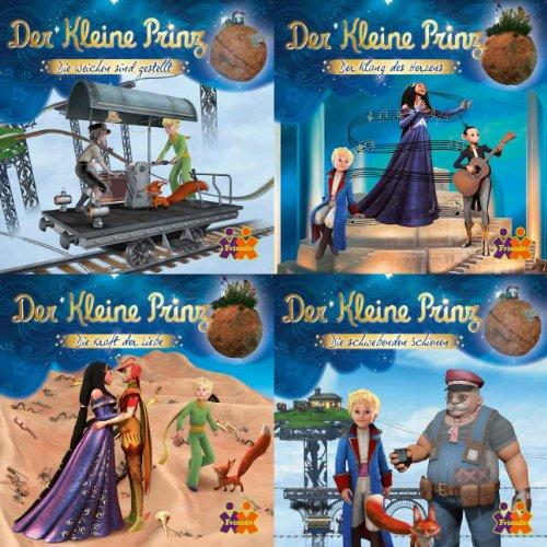9783944107134: Mini-Bücher Der kleine Prinz 5-8 (4er Set)