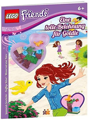 9783944107394: LEGO Friends. Eine tolle Belohnung für Goldie