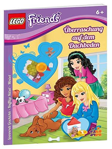 9783944107523: LEGO Friends. Überraschung auf dem Dachboden
