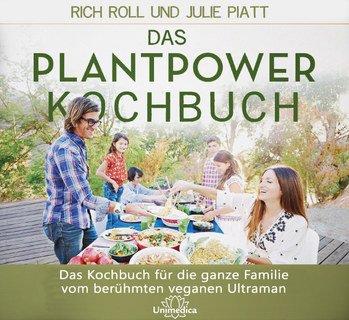 9783944125572: Das Plantpower Kochbuch