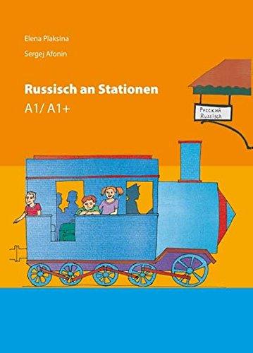 9783944209036: Russisch an Stationen A1/A1+: Kopiervorlagen mit CD für Russischunterricht