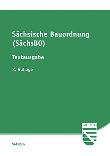 9783944210155: Sächsische Bauordnung (SächsBO)