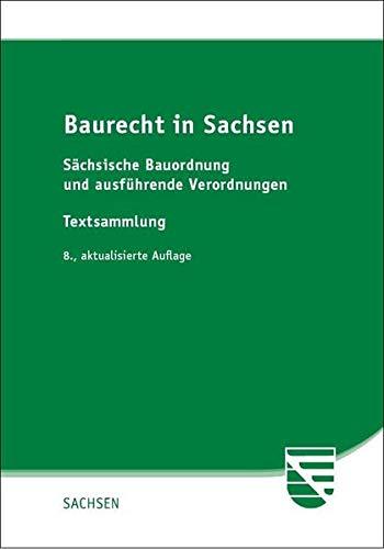 9783944210384: Baurecht in Sachsen