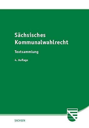 9783944210575: Sächsisches Kommunalwahlrecht