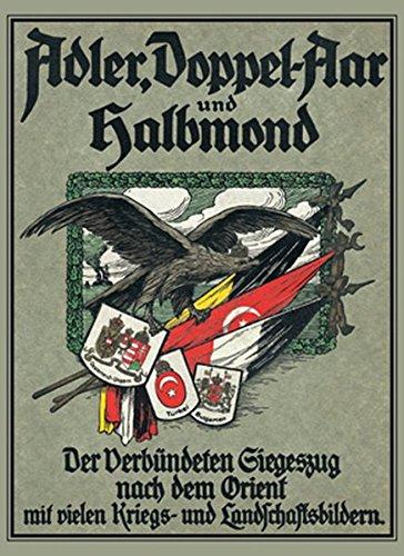 9783944289144: Adler, Doppel-Aar und Halbmond