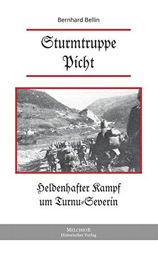 9783944289953: Sturmtruppe Picht