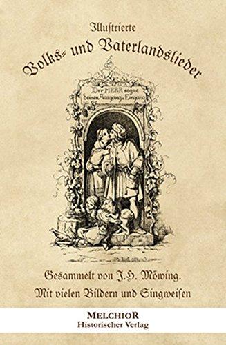 9783944289991: Illustrirte Volks- und Vaterlandslieder