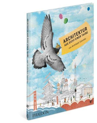 9783944297088: Architektur aus Sicht einer Taube