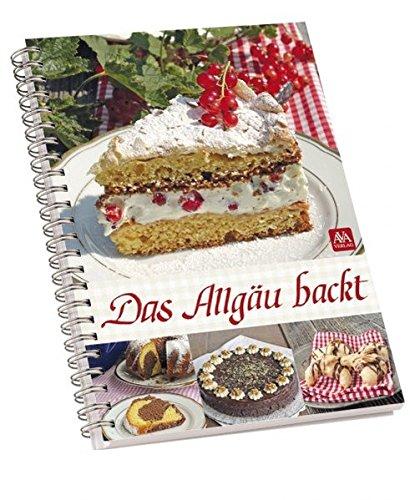 9783944321172: Das Allgäu backt