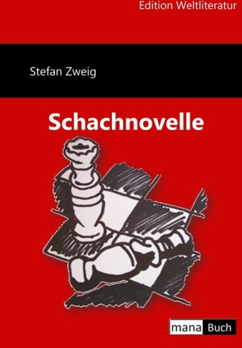 9783944330365: Schachnovelle (German Edition)