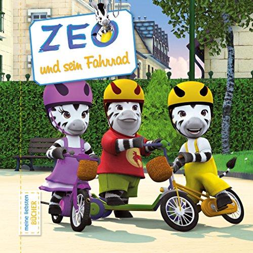 9783944352251: Zeo: Zeo und sein Fahrrad